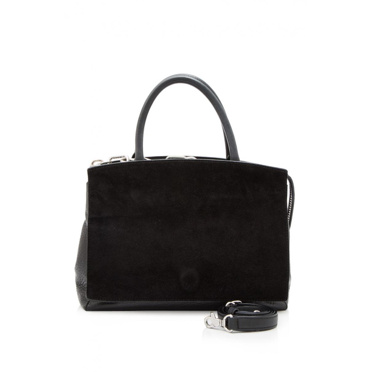 Alexander Wang \N Black Suede handbag for Women \N