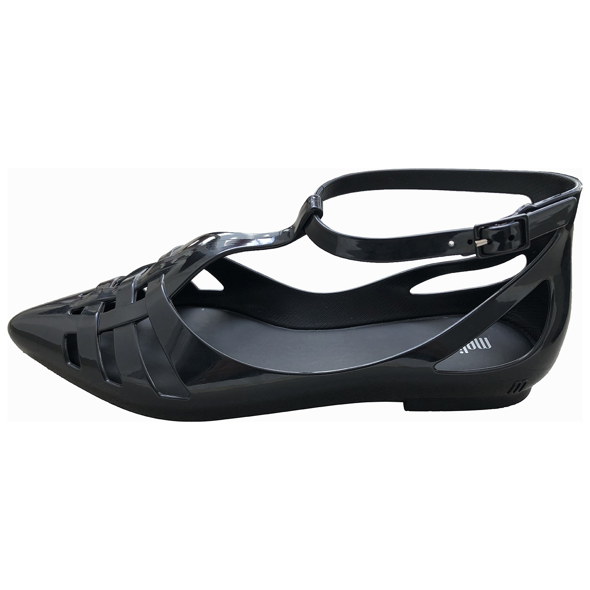 Melissa \N Black Sandals for Women 39 EU