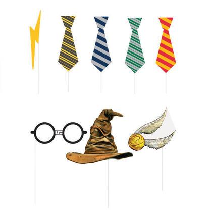 Harry Potter 8 Photo Props Pour la fête d'anniversaire