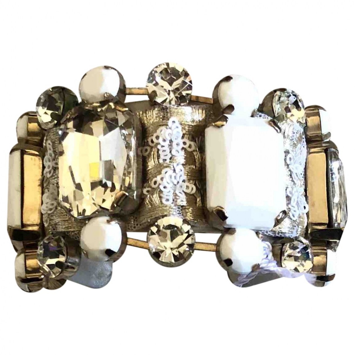La Perla \N White Metal bracelet for Women \N