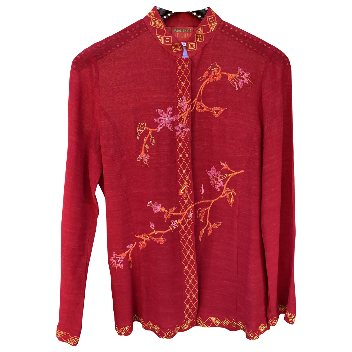 Kenzo \N Red  top for Women 38 FR