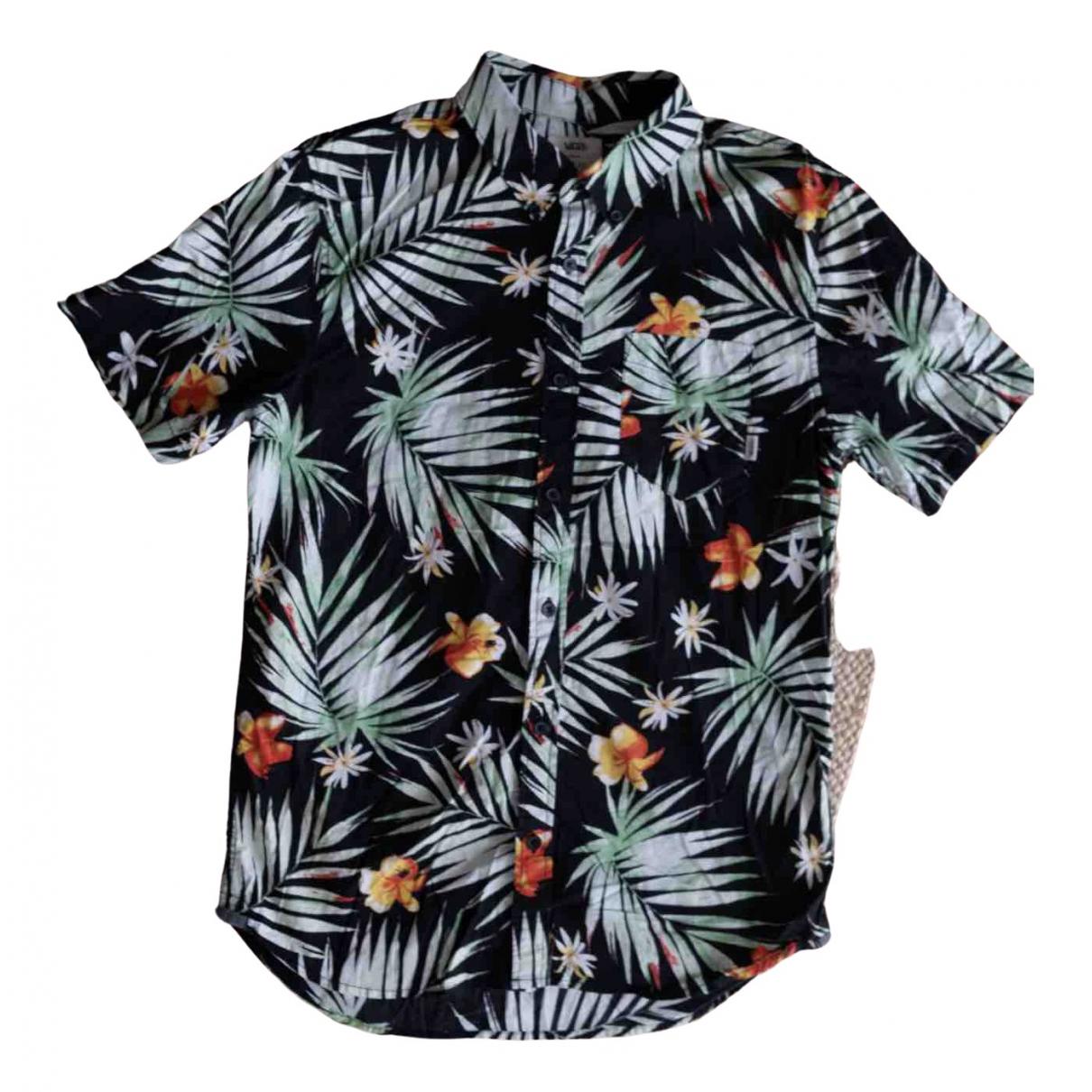 Vans \N Multicolour Cotton Shirts for Men S International