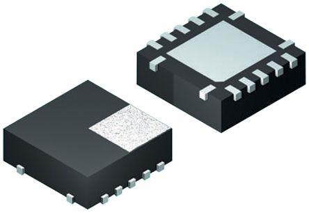 Texas Instruments SN74AHCT125RGYR, Quad, Quad Bus Buffer, 10 ns@ 50 pF 8mA, 14-Pin VQFN (20)
