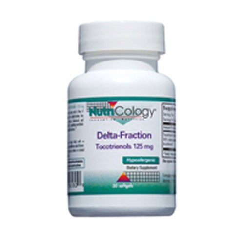 Delta Fraction Tocotrienols 30 softgels by Nutricology/ Allergy Research Group