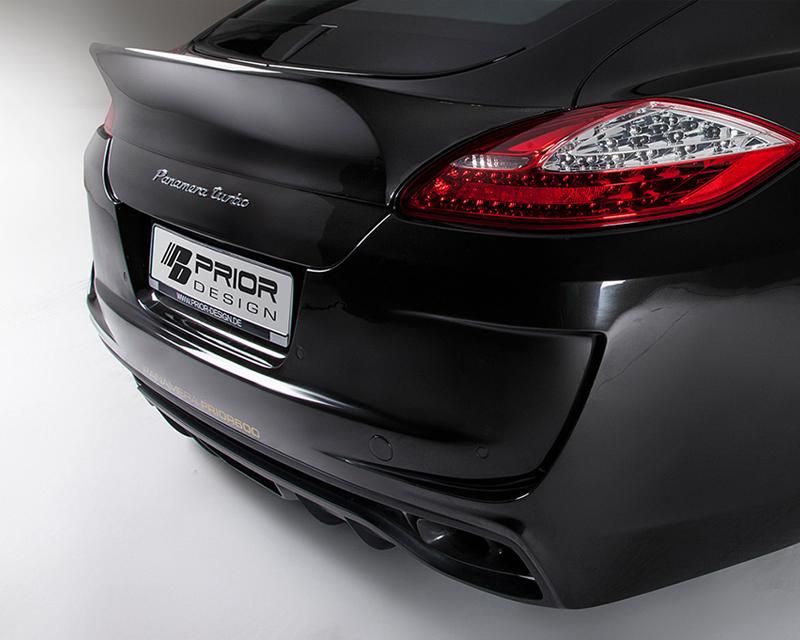 Prior Design 4260609893397 PRIOR600 Rear Bumper Porsche 970 Panamera 10-17