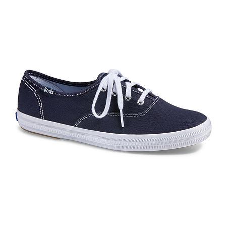 Keds Womens Sneakers, 6 1/2 Medium, Blue