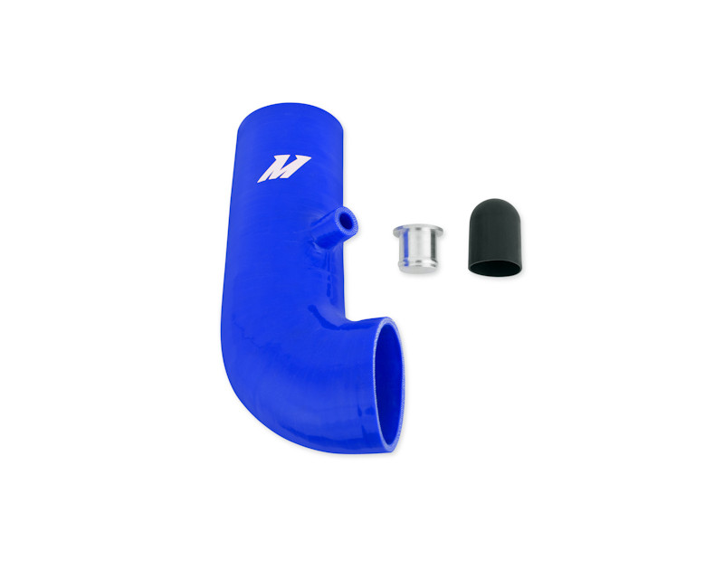 Mishimoto MMHOSE-BRZ-13IBL Blue Silicone Induction Hose Subaru BRZ 2.0L 13-14