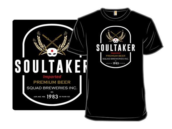 Soultaker - Squad Breweries T Shirt