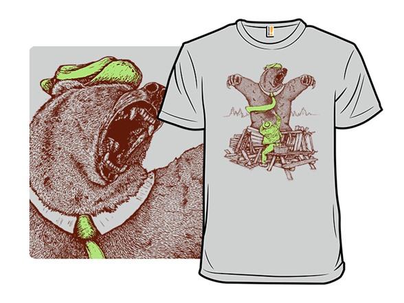 Hunger Pains Remix T Shirt