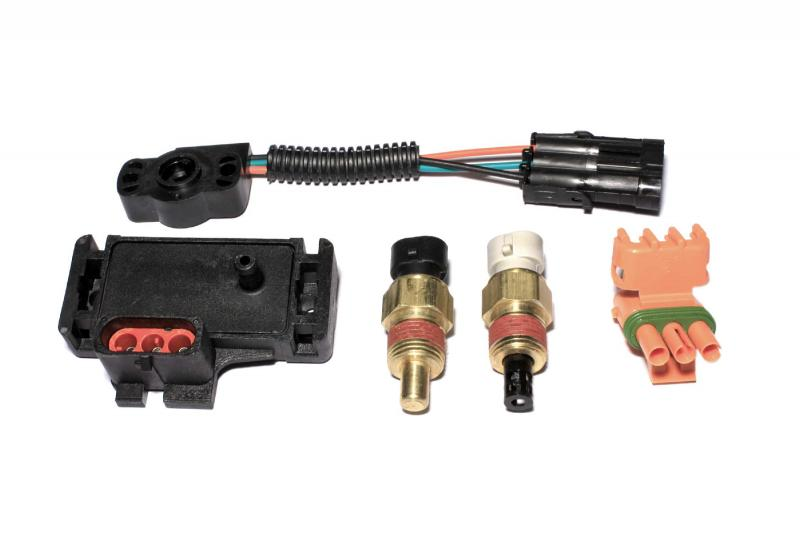 FAST 2 Bar Map Sensor Kit with Ford TPS