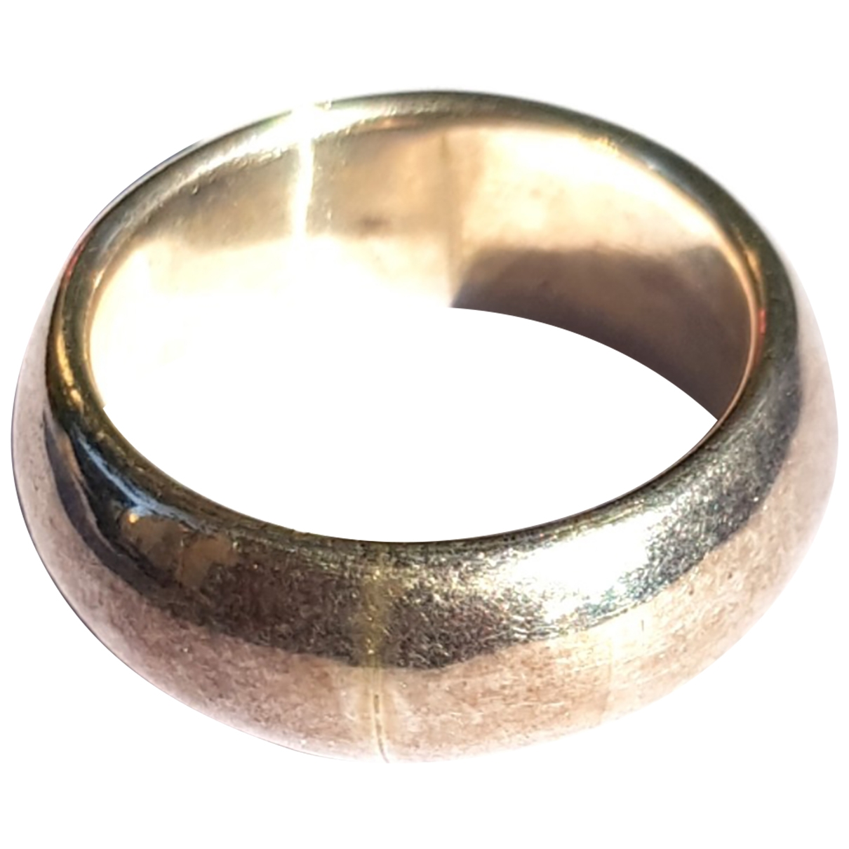 Non Signé / Unsigned \N Silver Silver ring for Women \N