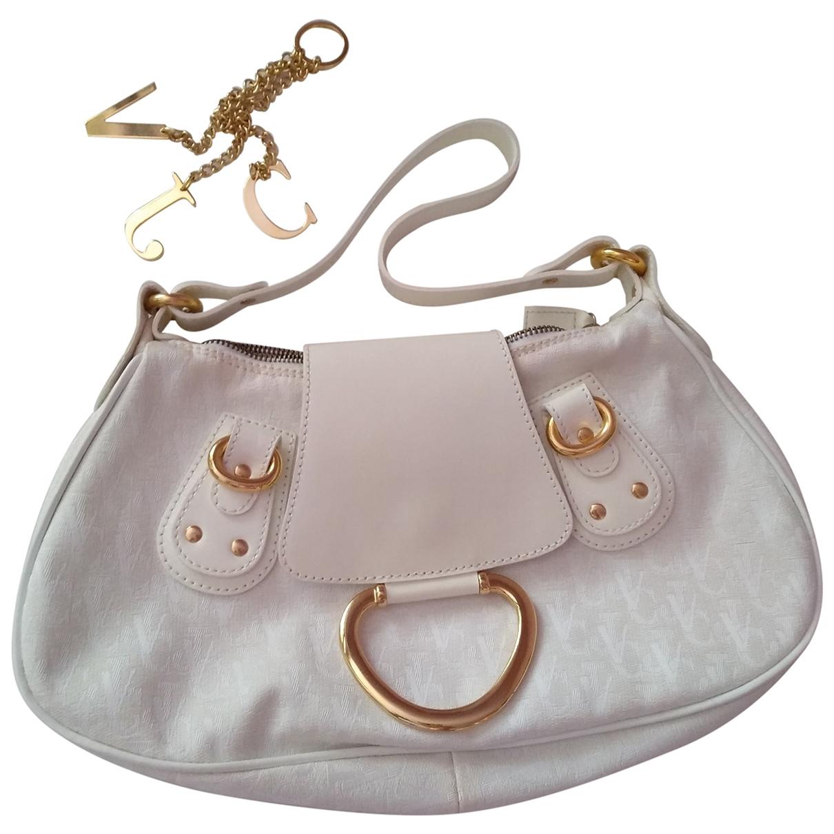 Versace Jeans \N White Cloth handbag for Women \N