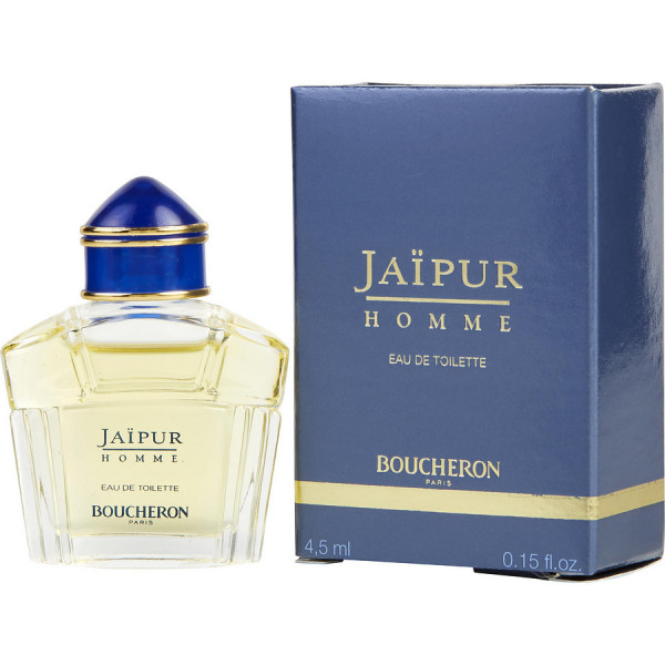Boucheron - Jaipur : Eau de Toilette Spray 4,5 ML
