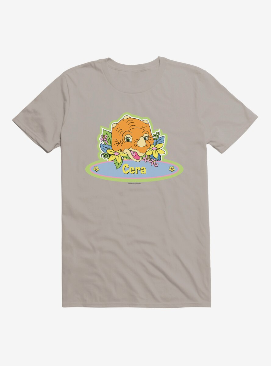 The Land Before Time Cera Name Sign T-Shirt