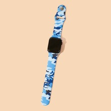 Camo Print Apple Watch Strap