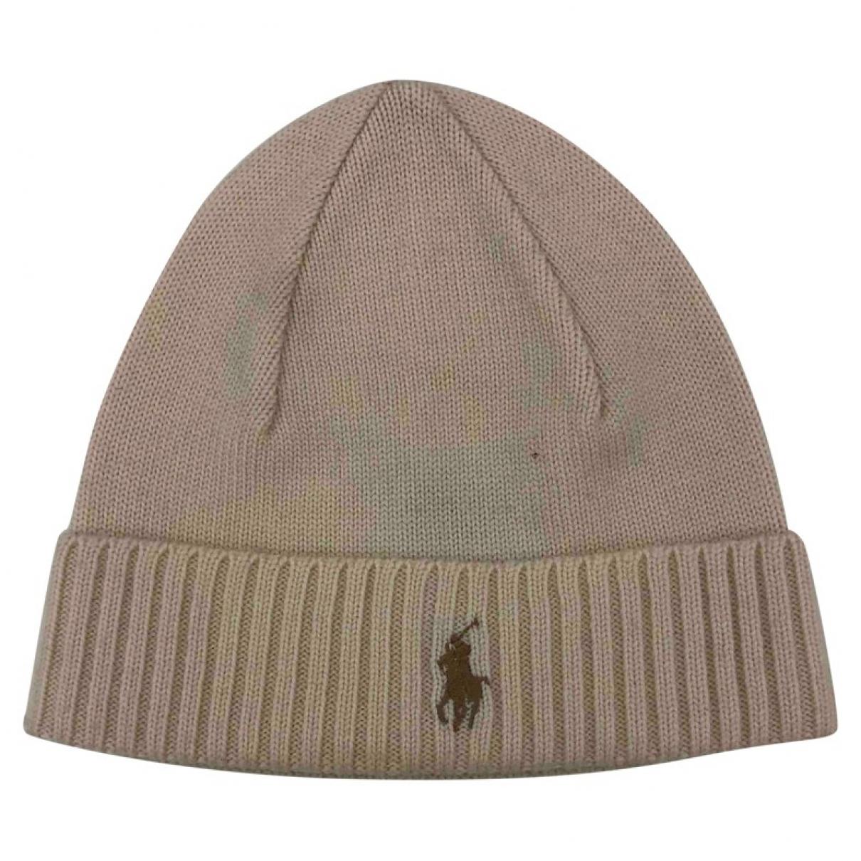 Polo Ralph Lauren \N White Wool hat & pull on hat for Men M International