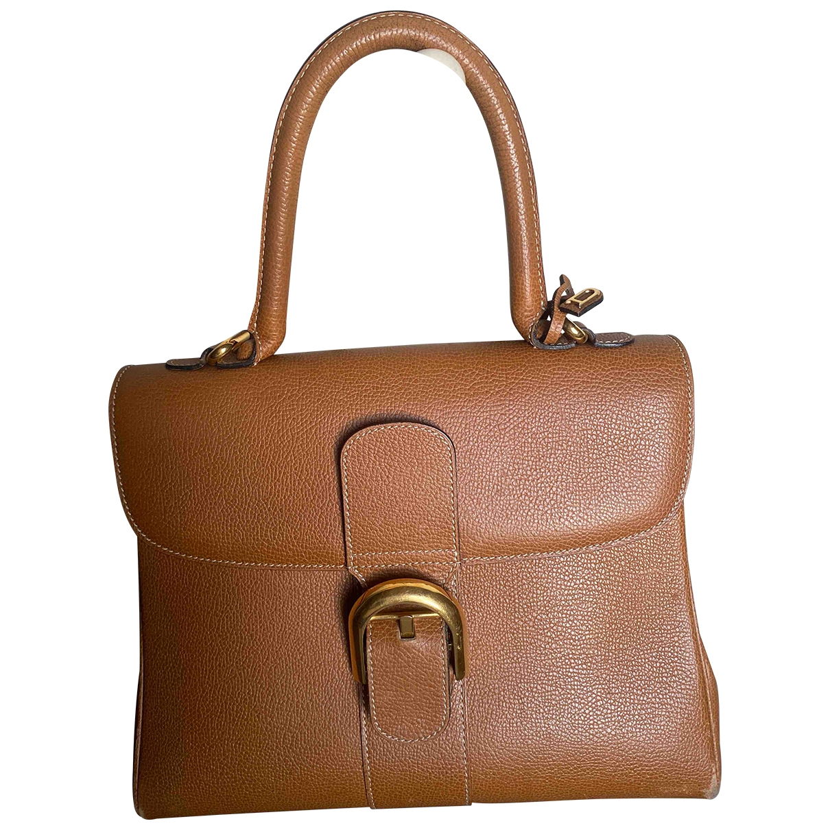 Delvaux Le Brillant Brown Leather handbag for Women \N