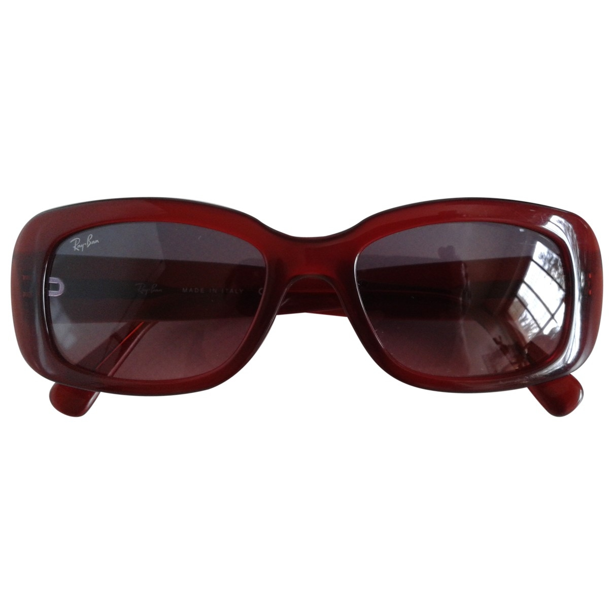 Ray-ban \N Red Sunglasses for Women \N