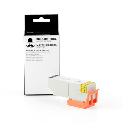 Compatible Epson Expression Premium XP-7100 Black Ink Cartridge by Moustache, High Capacity