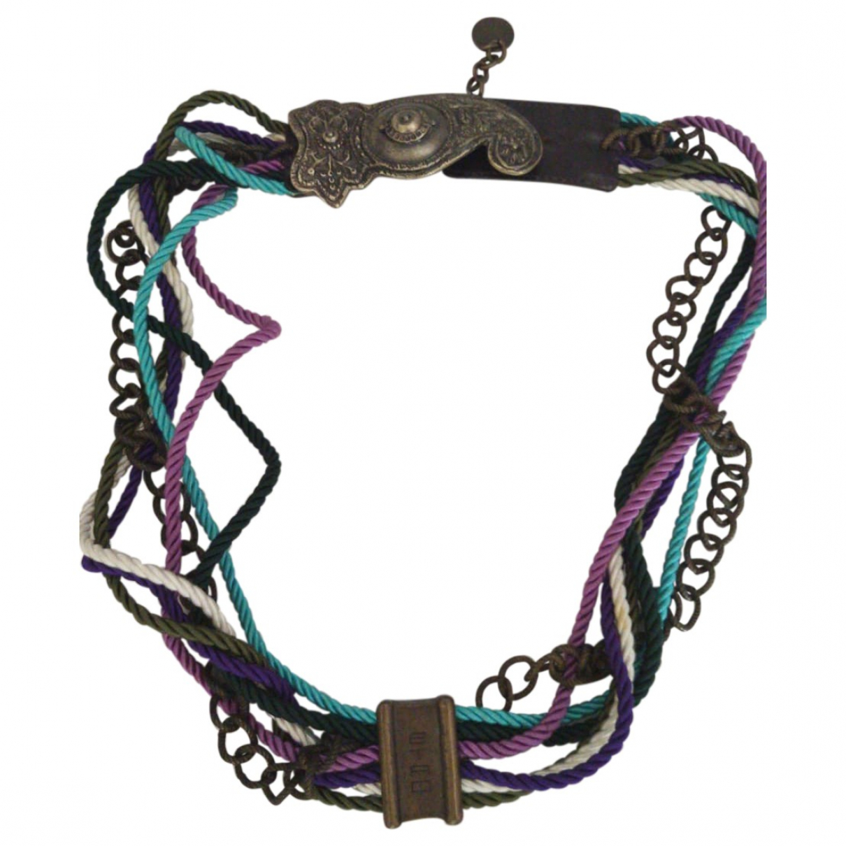 Etro \N Multicolour Chain belt for Women M International