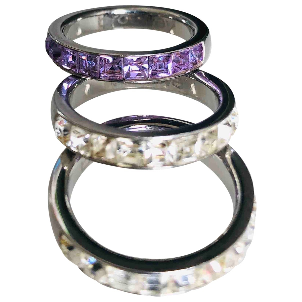 Non Signé / Unsigned \N Multicolour ring for Women \N