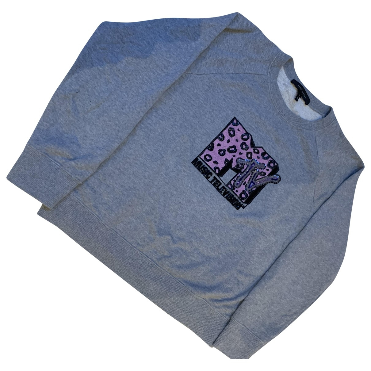 Marc Jacobs \N Grey Cotton Knitwear for Women M International