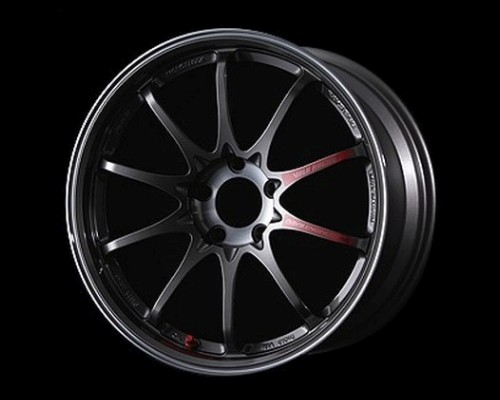 Volk Racing WV2AC22EPG CE28SL Wheel 18x10.5 5x114.3 22mm Pressed Graphite