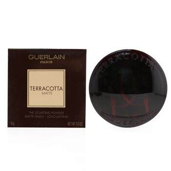 Terracotta Matte Sculpting Powder - Medium