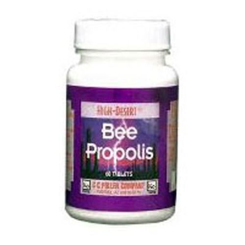 Bee Propolis 60 Vcaps by Cc Pollen