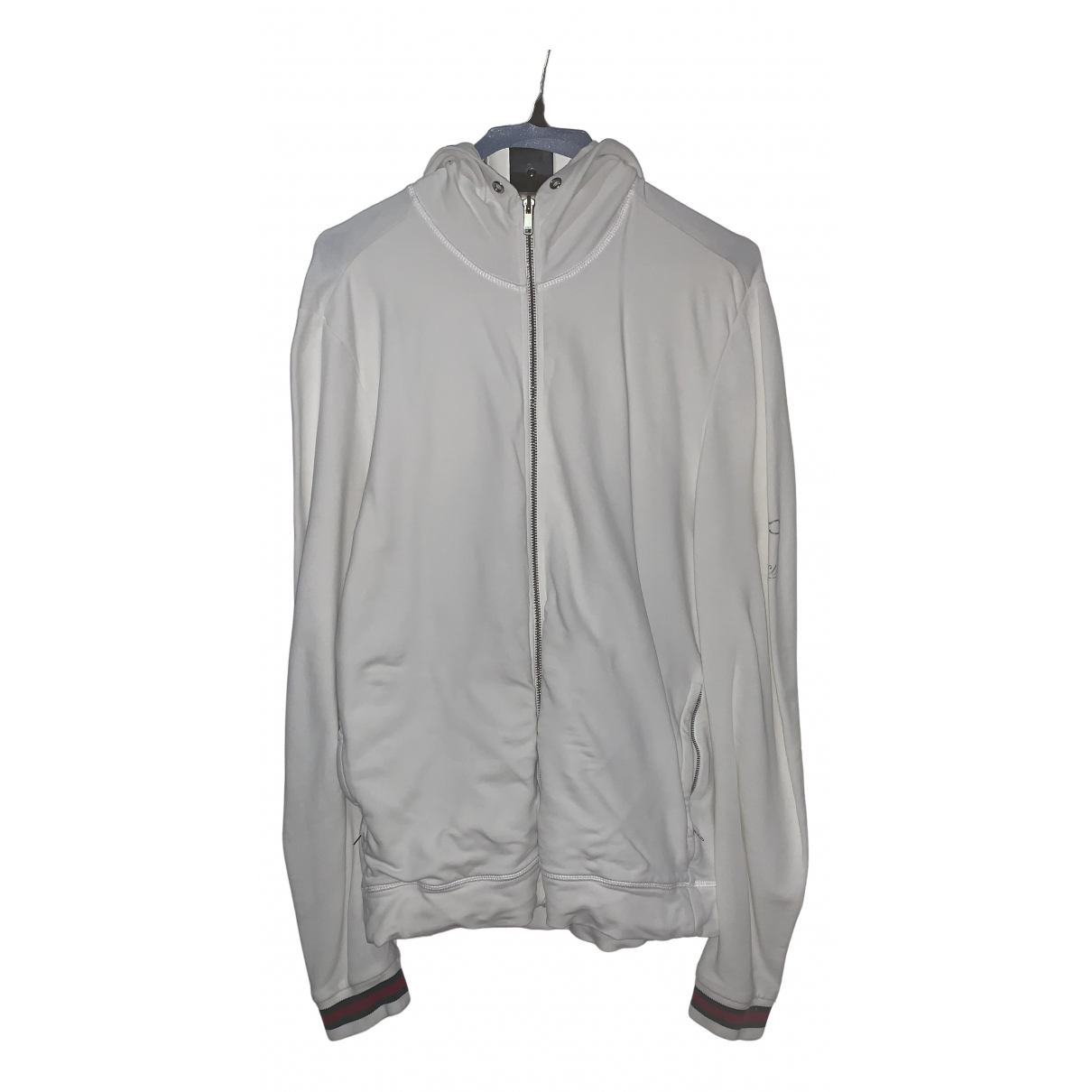 Gucci \N White Cotton Knitwear & Sweatshirts for Men S International