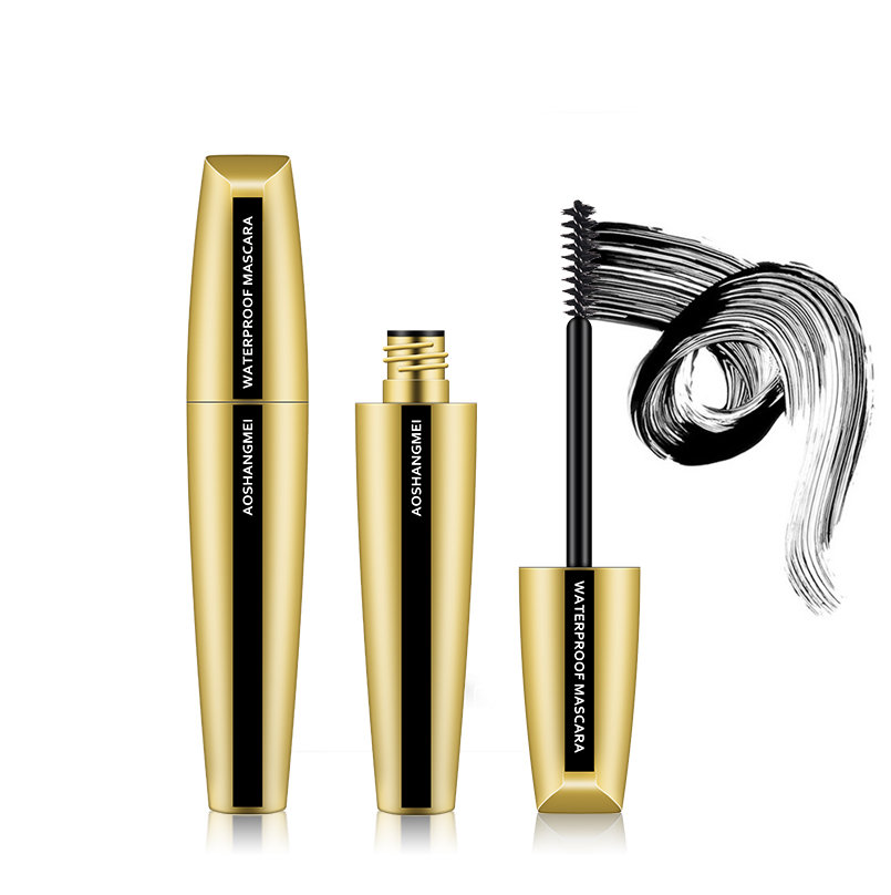 Curling Black Mascara Waterproof 3 Types Mascara Slender Lengthening Thicken Mascara Eye Makeup