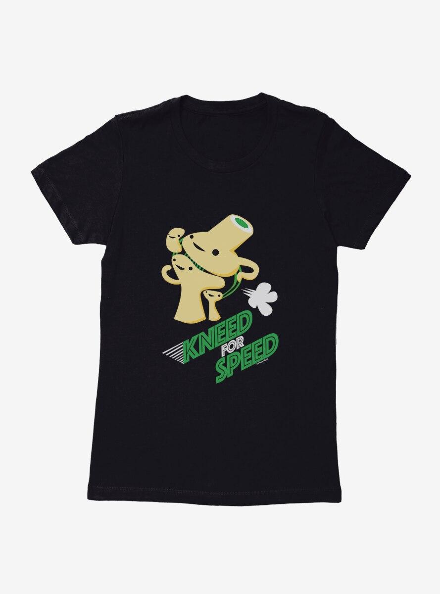 BL Creators: I Heart Guts Kneed For Speed Womens T-Shirt