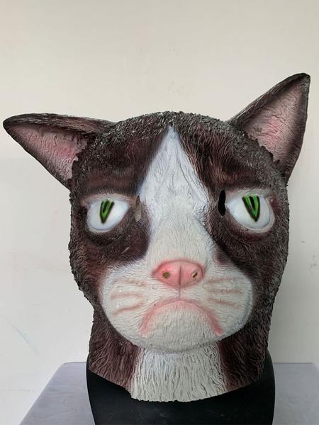 Milanoo Angry Cat Headwear Cosplay Costume Halloween