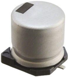 Vishay 680μF Electrolytic Capacitor 63V dc, Surface Mount - MAL214699812E3