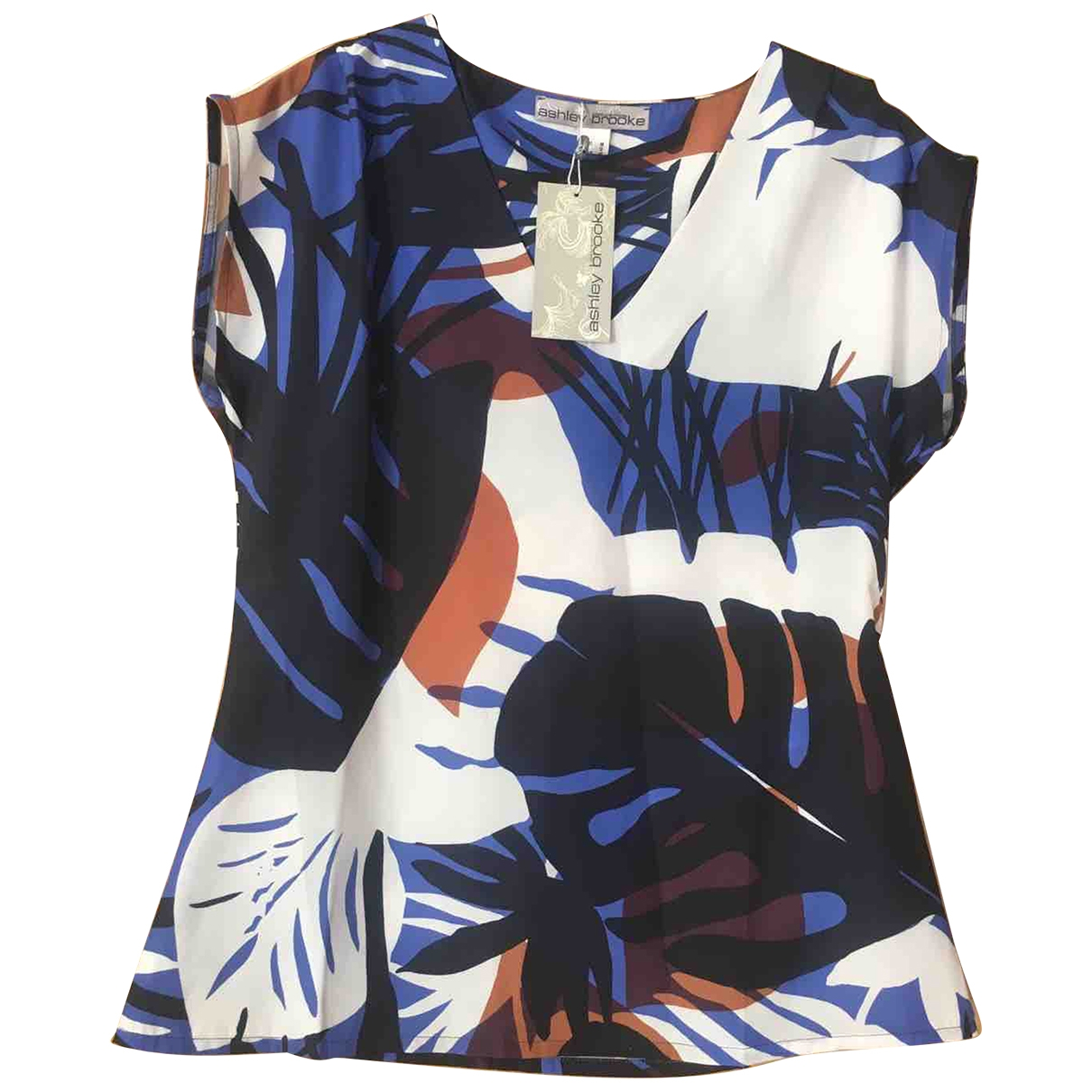 Non Signé / Unsigned \N Multicolour  top for Women 44 IT