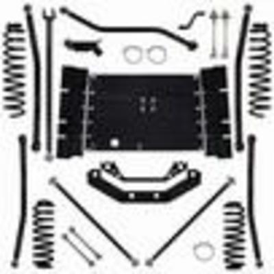Rock Krawler 3.5 Inch X Factor Plus Long Arm Lift Kit - TJ35XFLA-01