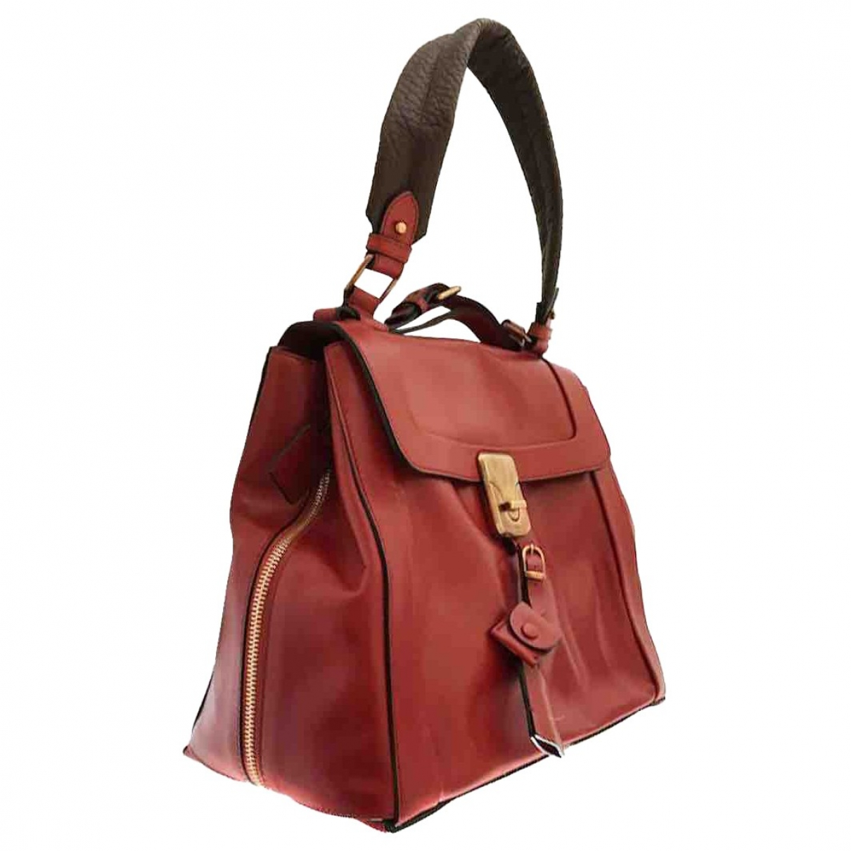 Chloé \N Red Leather handbag for Women \N