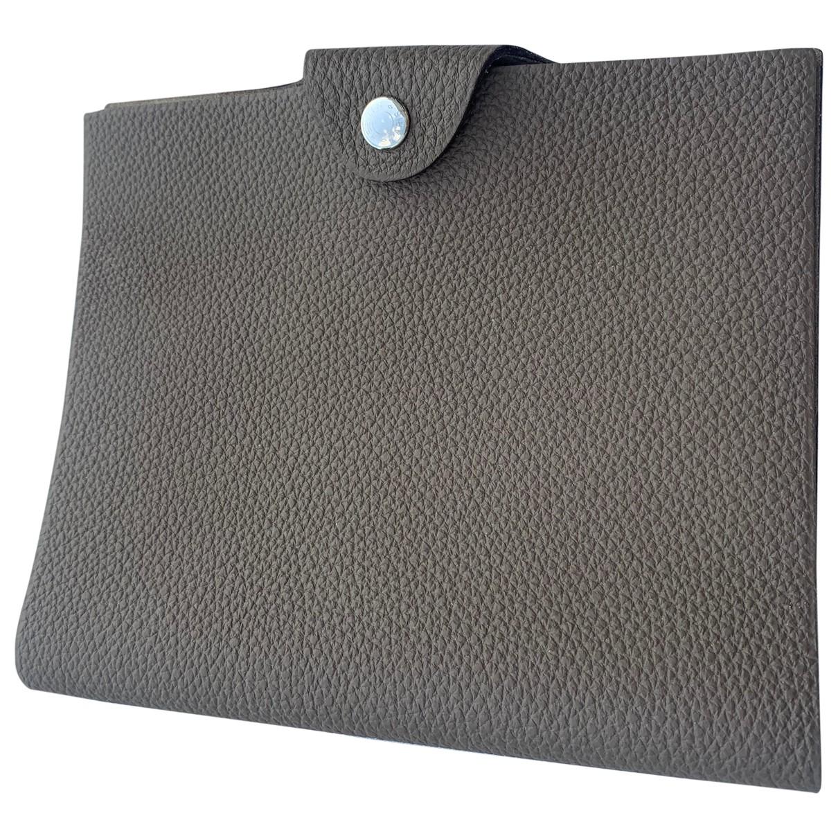 Hermès Ulysse MM Leather Home decor for Life & Living \N