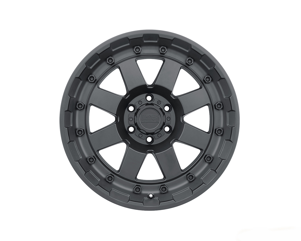 Black Rhino Cleghorn Wheel 20x9 5x127|5x5 -18mm Matte Black