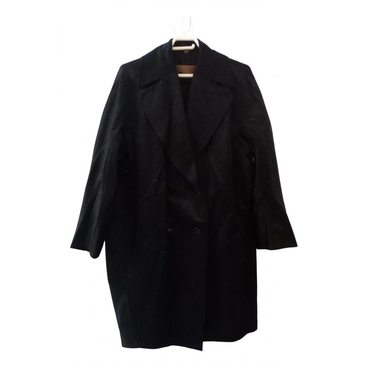 John Galliano \N Black coat for Women 42 IT