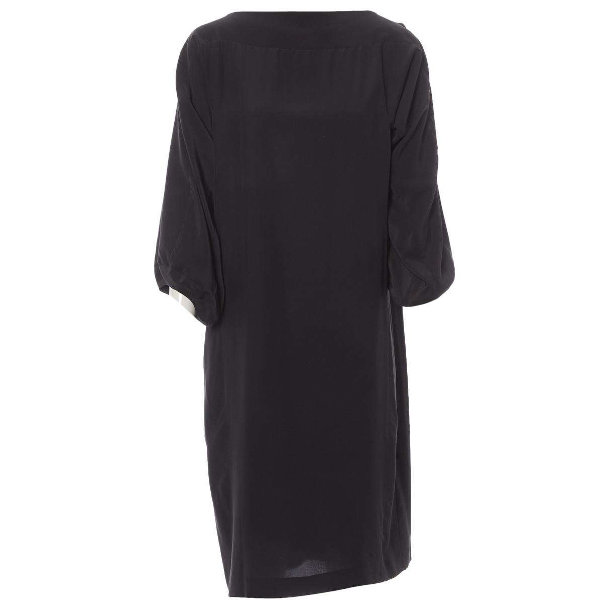 Golden Goose \N Grey Silk dress for Women L International