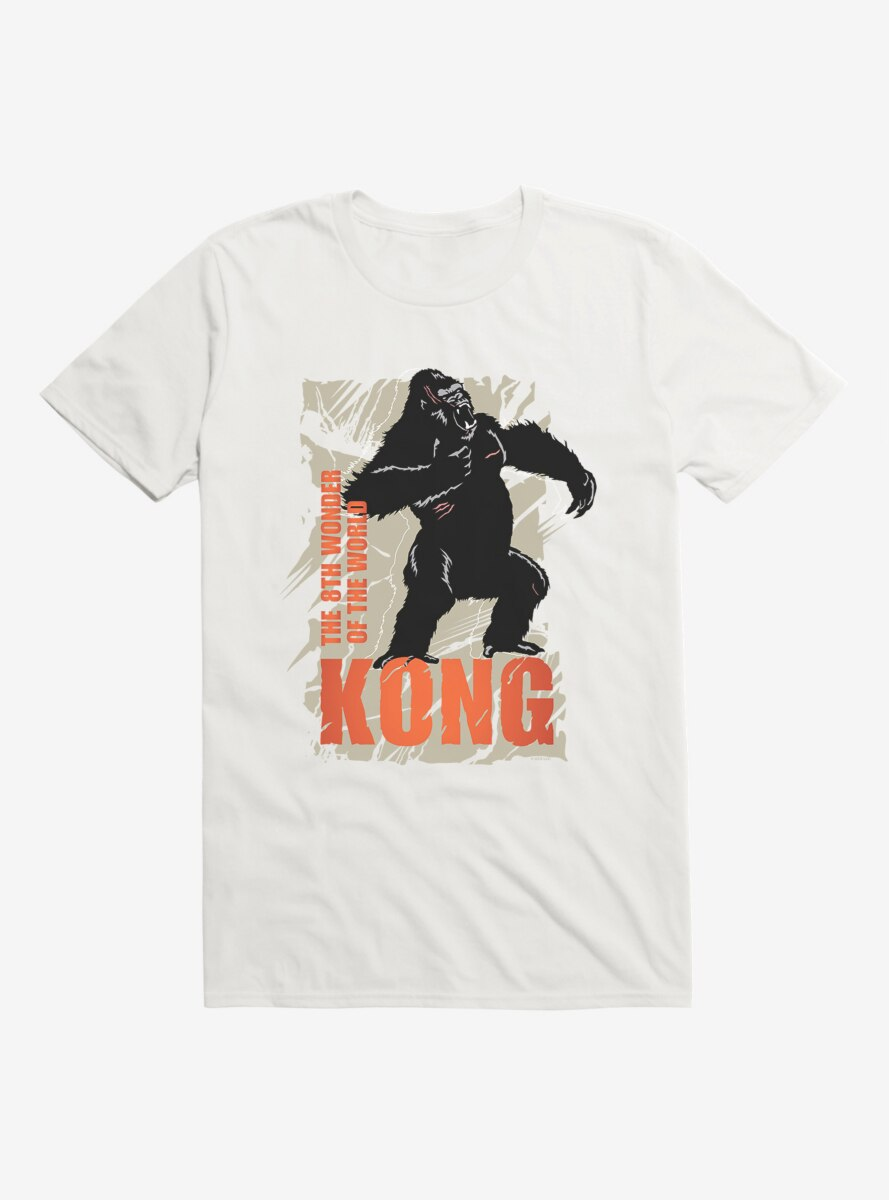 King Kong Wonder Of The World T-Shirt