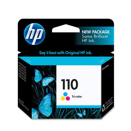 HP 110 CB304AN Original Tri-color Ink Cartridge