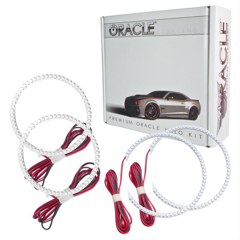 Oracle Lighting 2674-005 Nissan Titan 2004-2007 ORACLE LED Halo Kit