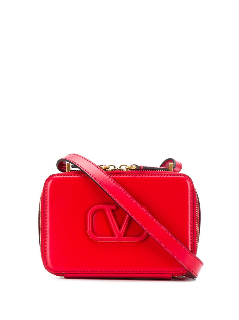 Vsling Small Leather Crossbody Bag