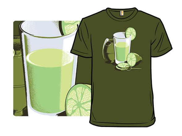 Make Juice Not War T Shirt