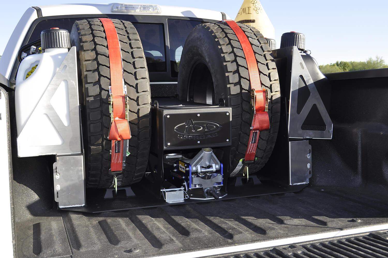 Addictive Desert Design F-Series Bed Cage Ford F-150 Raptor 10-14