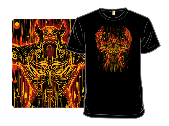 Thunder God T Shirt