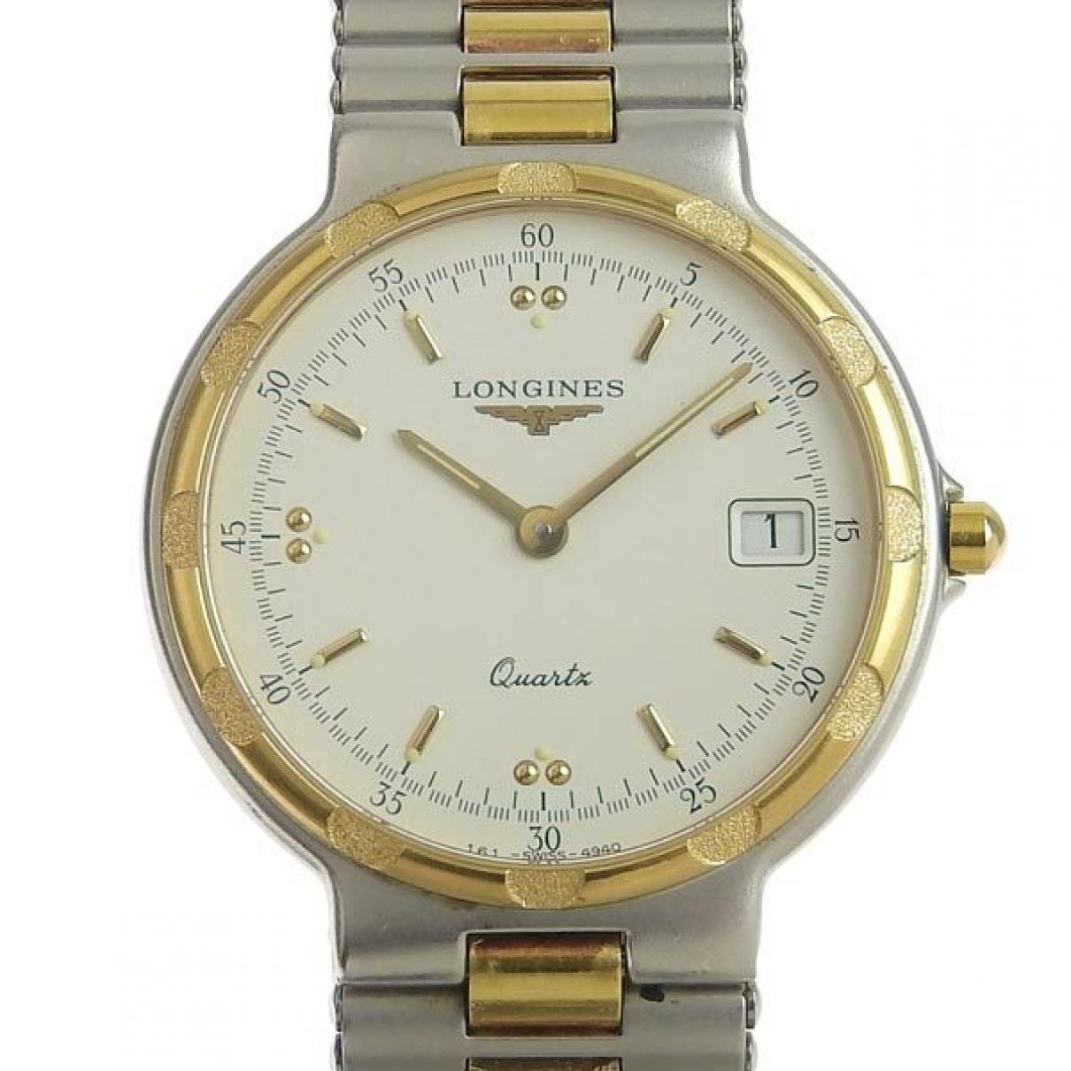 Longines Conquest  Gold Gold plated watch for Women \N