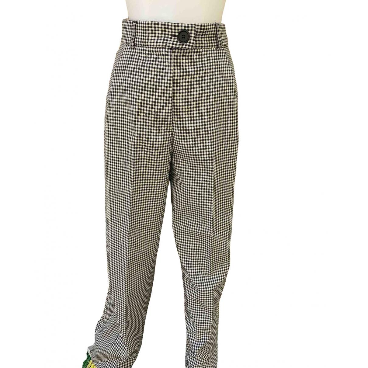 Tara Jarmon \N Trousers for Women 36 FR